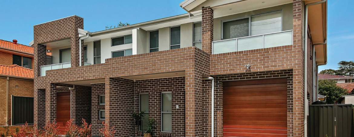 Townhouse builders in Sydney