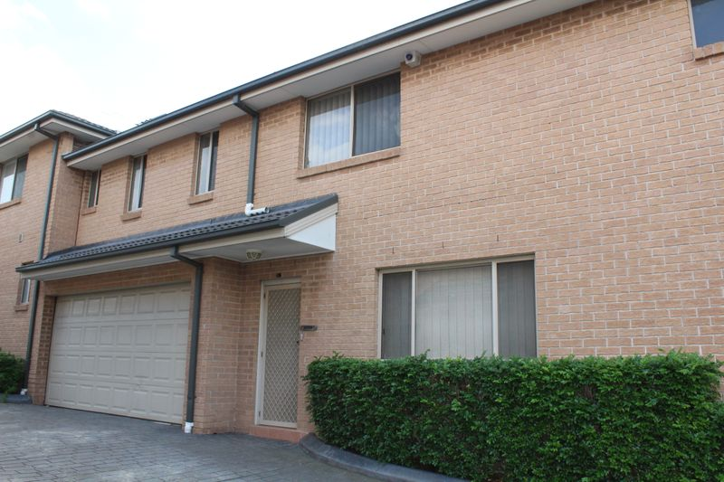 Villers Blacktown Townhouse